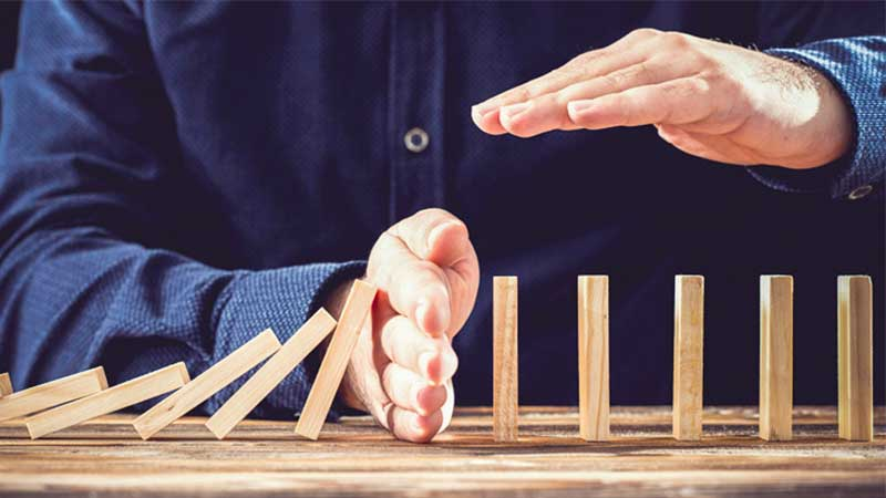 حدضرر چیست و چگونه حد ضرر را تعیین کنیم و نحوه تعیین حد ضرر در سرمایهگذاری