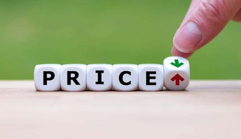 انواع قیمت در بازار بورس